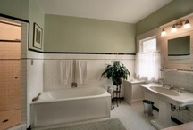 bathroom / by Kelly Lovejoy