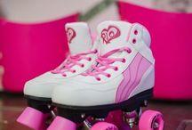 Roller skates - Quads / Fun on wheels - roller skating, dancing, quads