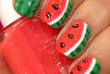 Makeup and Nails / by Julie Stoutenburgh