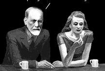 Dr. Fred Freud / Sigmund's ne'er-do-well great grandson