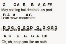 bands sheet music