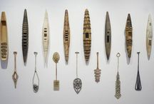 """Heather Allen Hietala / """"My work explores relationships and inter-relationships between individual pieces, their materials, forms and ideas."""""""