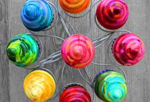 Rainbow and Crayon Party Ideas / by Melissa A