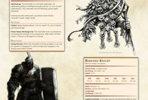 D&D Monsters Homebrew
