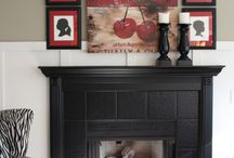 Fireplace Makeover / by Tyra Menolascino