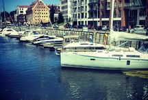 Gdansk / It's a Polish city on the Baltic coast, the capital of the Pomeranian Voivodeship, Poland's principal seaport and the center of the country's fourth-largest metropolitan area.