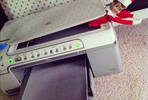 Elf on the shelf / by Courtney Snider