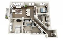 Element Uptown Floor Plans