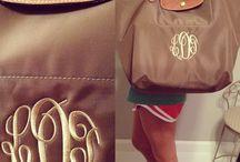 Handtaschen und Outfit