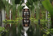 jardins maravilhos