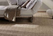 Sisal/Wool Carpet Blends / Add great texture and softness to your home with our sisal/wool blend weaves, perfect for area rugs or wall-to-wall carpet installation.