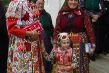 Magyar folklór/Hungariín folclore