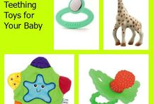Organic and green baby toys
