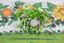 ricette vegetariane e di contorni / ricette di cucina senza carne e senza pesce e di contorni