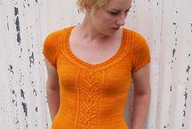lovely knits! / by Hanna Maciejewska
