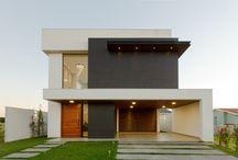 fachadas contemporâneas