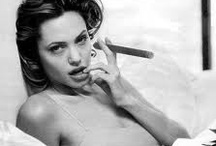 smoKing & smoQueen / I never can understand how anyone can not smoke it deprives a man of the best part of life. With a good cigar in his mouth a man is perfectly safe, nothing can touch him, literally.  Thomas Mann.