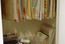 Craft room / by Rula Jackson