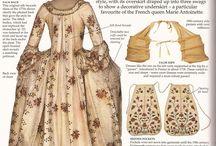 1700-tal damkläder
