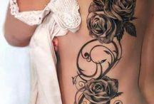 Tattoos / by Stephanie Girard