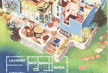 house dreams: just floor plans