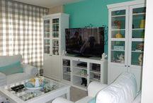 Living Room - IKEA / by Lynette Judd