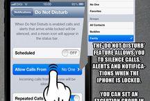 Phone & Ipad tips