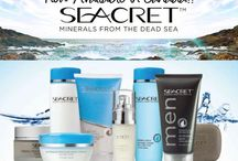 Seacret: Minerals from The Dead Sea