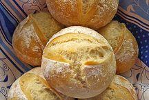 Brötchen vom Bäcker