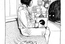 Artist Inspo: Moebius (Jean Giraud)