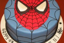 spiderman theme party