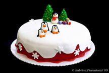 torte natalizie