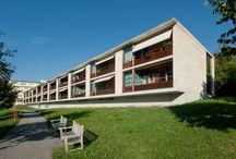 Residential home for the elderly