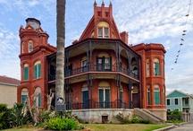 Galveston TX Historic Homes