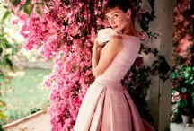 30 Days of Audrey Hepburn / April Sewing Challenge - ideas for dresses and outfits from Audrey Hepburn's iconic movies for inspired and replica outfits for my daughter.