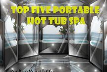 Portable Hot Tub Spa / Here you'll find Best Portable Hot Tub Spa, portable hot tub reviews, portable hot tub and many more