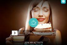 Ijoin mobile app - activities / Join my Activity ...
