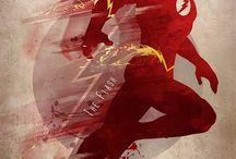 The Flash - art