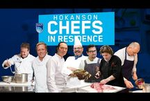 Chef in residence