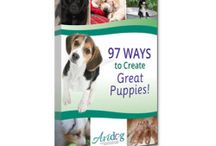 E-Books / Your source for trusted information on raising stable, healthy, brave puppies.