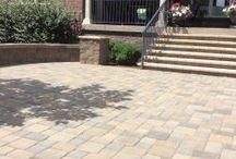 Driveway Final Selections / Driveway pavers final selections ~ colors and combos