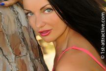 Rencontres femmes Ukrainiennes / Site pour rencontres avec des belles femmes Russes ou jolies filles Ukrainiennes recherchant l'âme-sœur. Agences matrimoniales honnêtes pour les hommes du Canada, France
