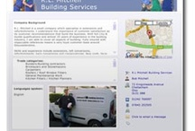 Tradespeople / Images from our website and around the web for tradespeople looking for local work for their business