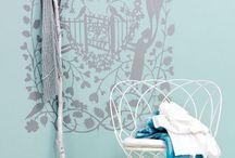 Kleuren voor op mijn muurtje :)