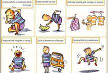 Zorg kinderen en opvallend gedrag