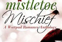 Hot Reads for the Holidays / Hot romance reads for the holidays on Wattpad