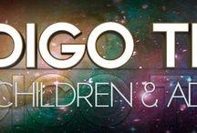 Indigo + crystal
