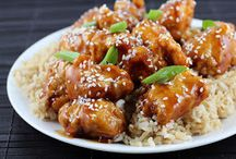 Chinese food at home