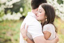 Engagement Portraits / Engagement Portrait ideas and wardrobe inspiration