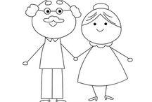 babka a dedko
